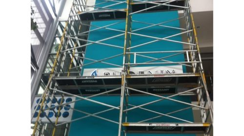 Instant UpRight Alloy Towers - Access