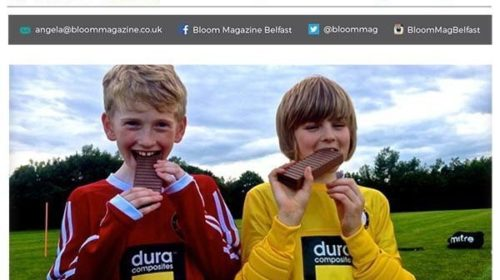 Decking Out 'Ridgeway Rovers' Makes Headlines in Bloom