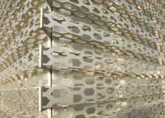 City Emotions Precision Perforated Metal
