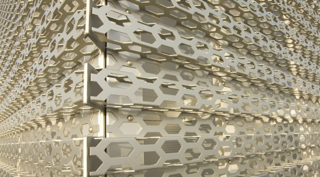 Check out our vast range perforated metal