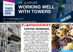 PASMA TOWER WEEK 2017