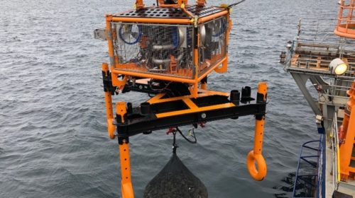 Global Offshore Installs Filter Unit RockBags