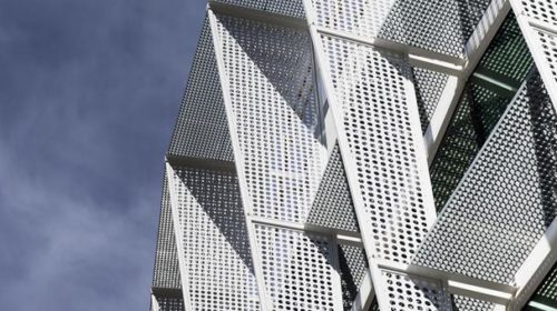 Perforated metals