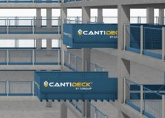 CantiDeck Stocked by Ridgeway