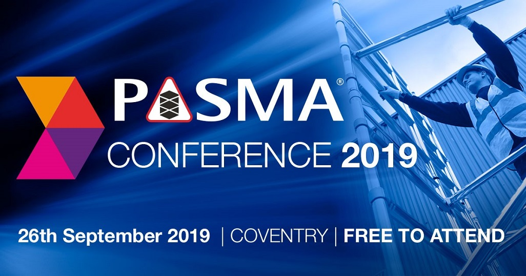PASMA Conference 2019
