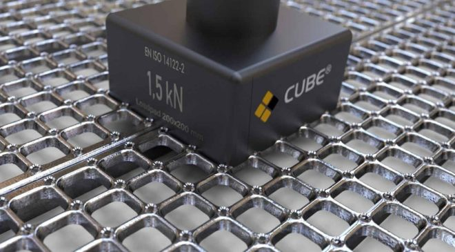 Ridgeway are now stocking the new patent B-Cube Grating
